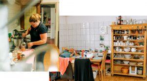 Küche Stockers Dorhotel