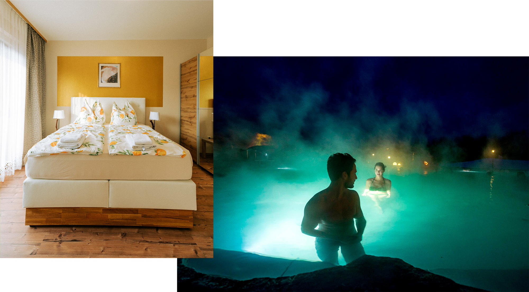 Freizeitmöglichkeiten Vulkanland Stockers Dorfhotel