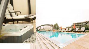 Swimmingpool Stockers Dorfhotel