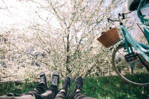 Fahrrad fahren in der Steiermark